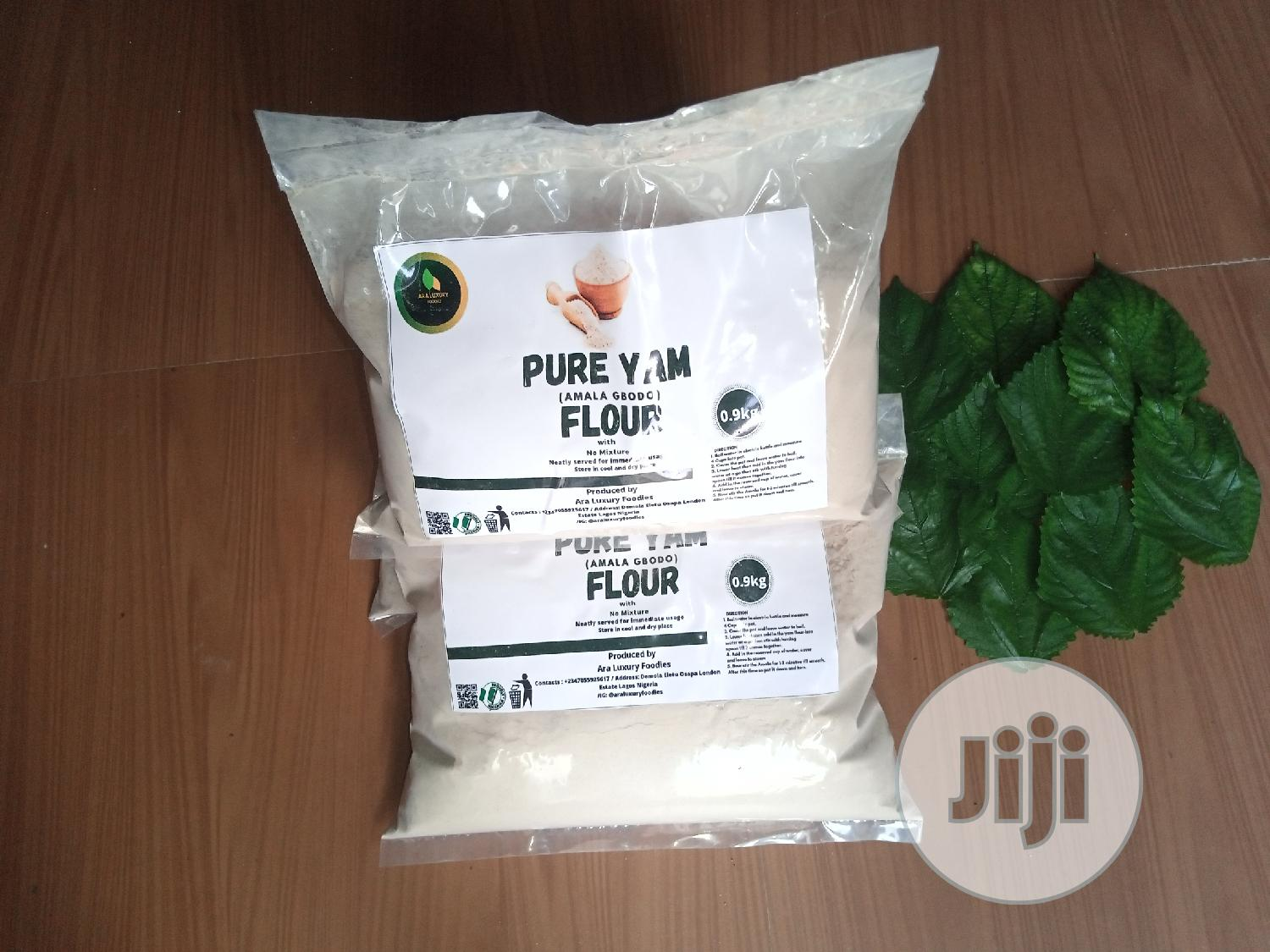 Yam Flour (Elubo) | Meals & Drinks for sale in Ajah, Lagos State, Nigeria