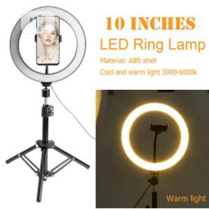 """10"""" Ring Light ( Tripod Stand Inclusive ) 