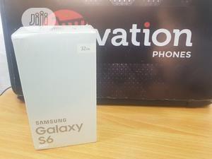 New Samsung Galaxy S6 32 GB White | Mobile Phones for sale in Lagos State, Ikeja