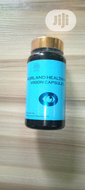 Get Rid Of Every Vision Or Eye Problems With NORLAND Vision   Vitamins & Supplements for sale in Lagos State, Amuwo-Odofin