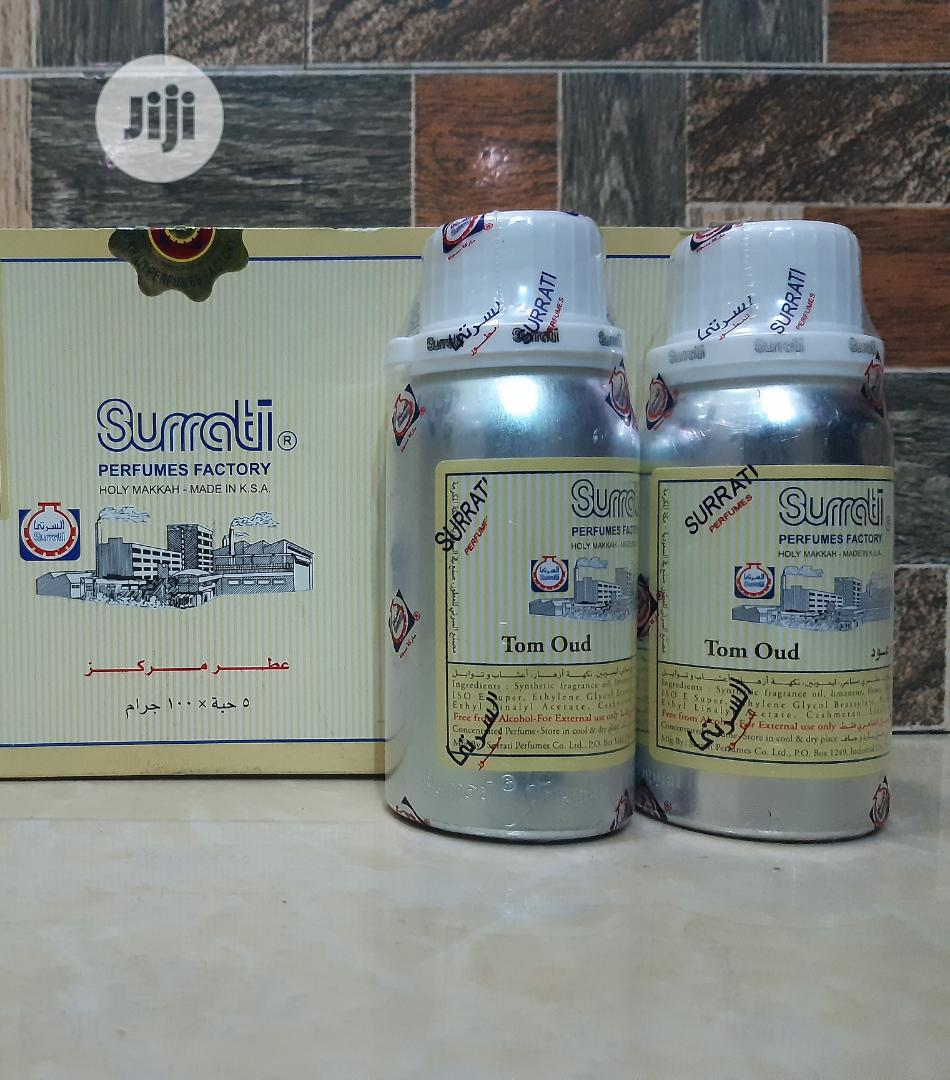Surrati Unisex Oil 100 ml | Fragrance for sale in Port-Harcourt, Rivers State, Nigeria