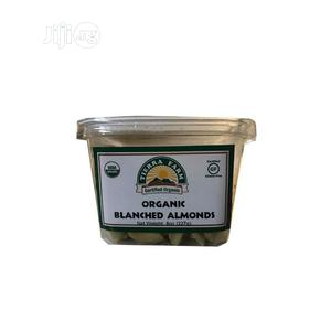 Tierra Farm Oragnic Blanched Almonds 8oz 227g | Feeds, Supplements & Seeds for sale in Lagos State, Amuwo-Odofin