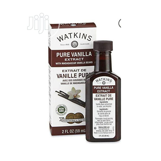 Watkins Pure Vanilla Madagascar Extract, 2 Fl Oz