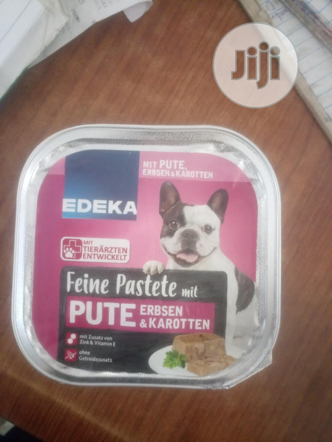 Edeka Dogs Food