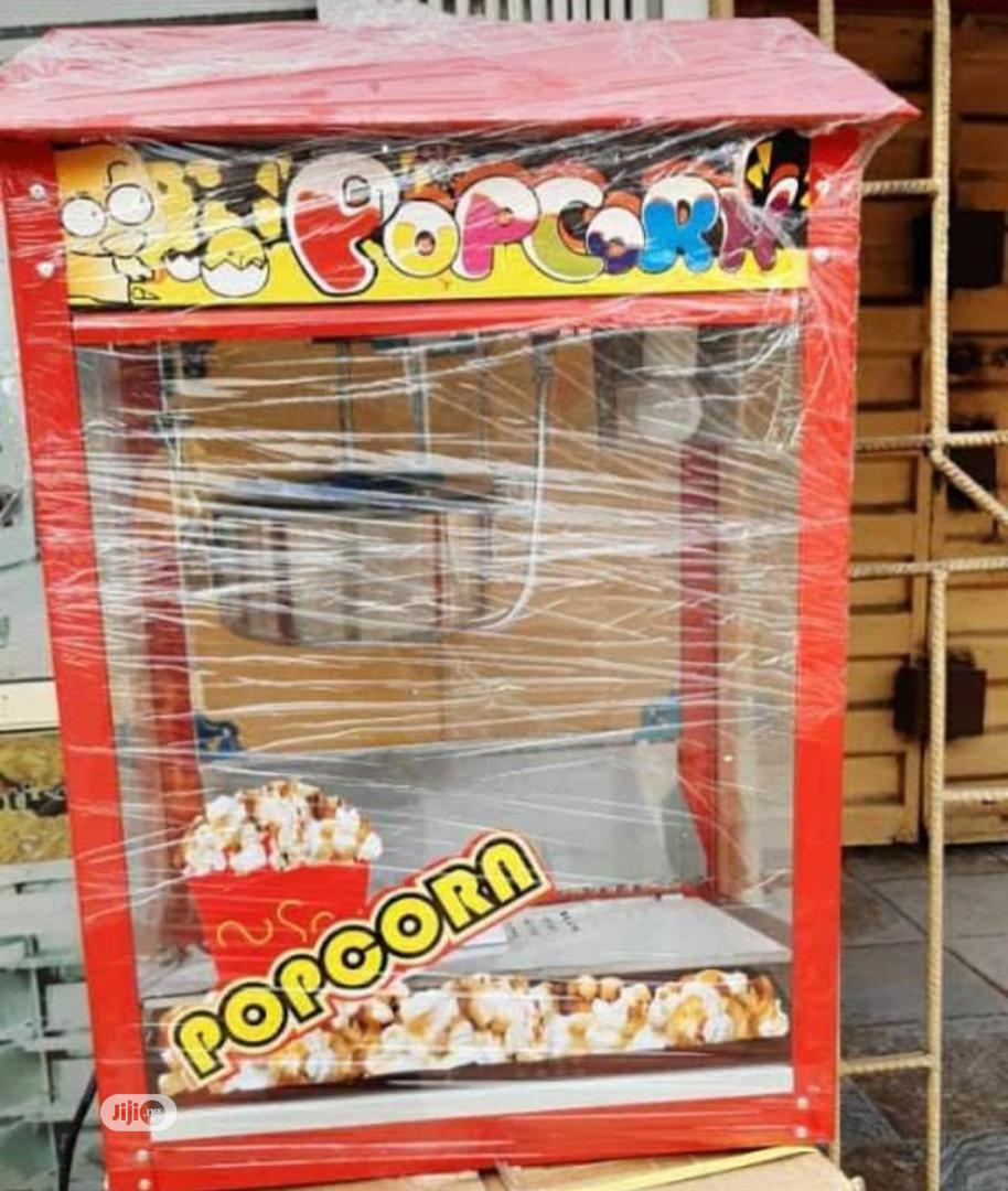 Archive: Quality Popcorn Machine