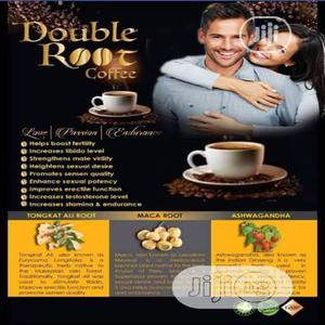 Double Root Coffee for Erectile Dysfunction   Vitamins & Supplements for sale in Lagos State, Lekki