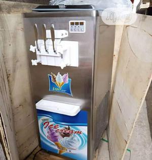 3 Nozzle Ice Cream Machine | Restaurant & Catering Equipment for sale in Lagos State, Ojo
