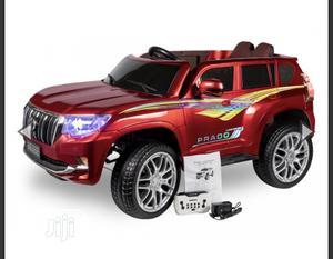 Land Cruiser Prado Ride on Car With Parental Control   Toys for sale in Lagos State, Alimosho