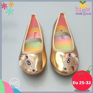 Girls Unicorn Ballet Party Shoes -25 -32   Children's Shoes for sale in Lagos State, Surulere