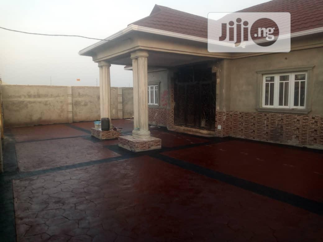 Furnished Newly Built 3bedroom @ Amikanle,Kola Alagbado,Lag