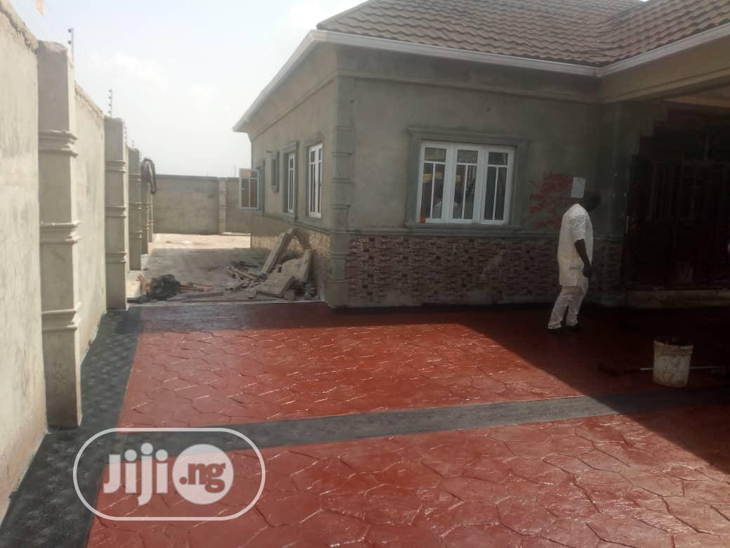 Furnished Newly Built 3bedroom @ Amikanle,Kola Alagbado,Lag   Houses & Apartments For Sale for sale in Ifako-Ijaiye, Lagos State, Nigeria