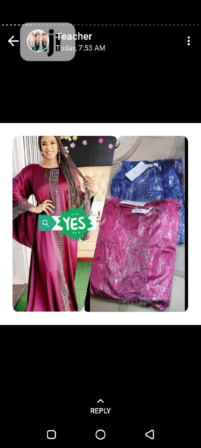 New Quality Female Long Gowns