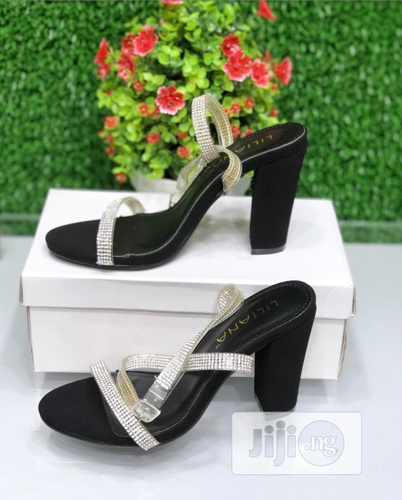 Ladies Block Heel Sandals | Shoes for sale in Mushin, Lagos State, Nigeria