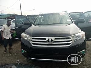 Toyota Highlander 2013 Limited 3.5L 2WD Black   Cars for sale in Lagos State, Apapa