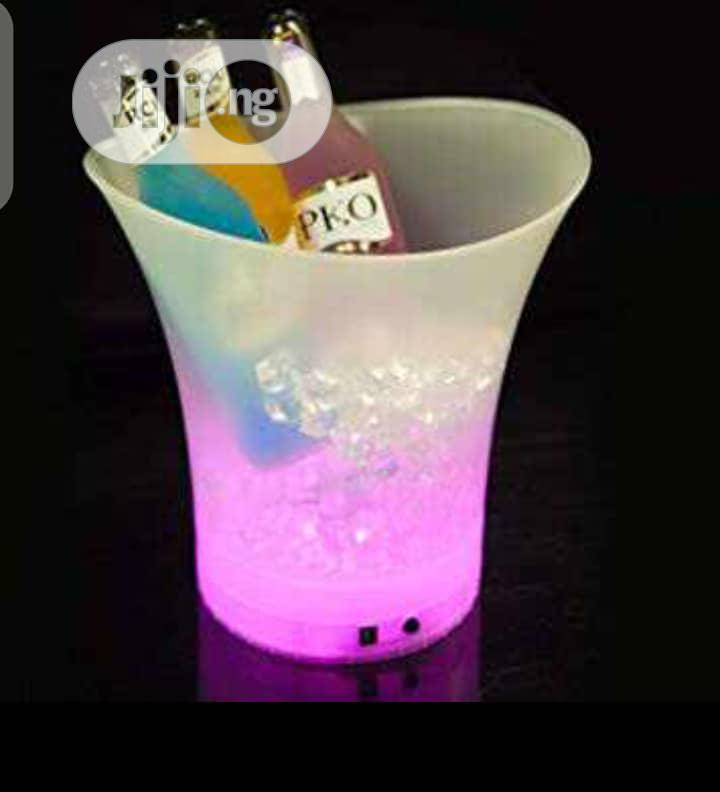 Champagne Bucket LED