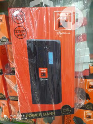 New Age 22500 Capacity Power Bank - Black   Accessories for Mobile Phones & Tablets for sale in Lagos State, Ikeja