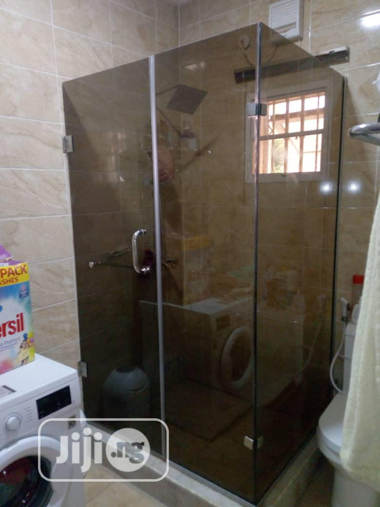 Glass Cubicle For Shower