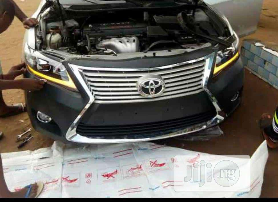 Upgrading Of Toyota Camry 2.7
