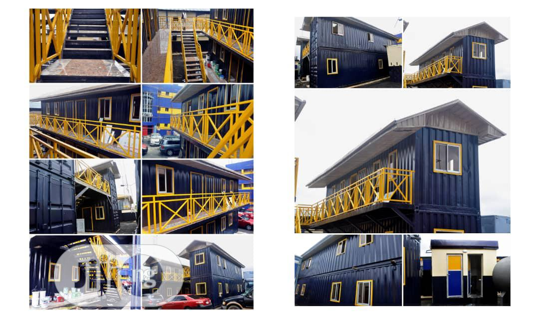 Archive: Portacabin /Temporary Structures