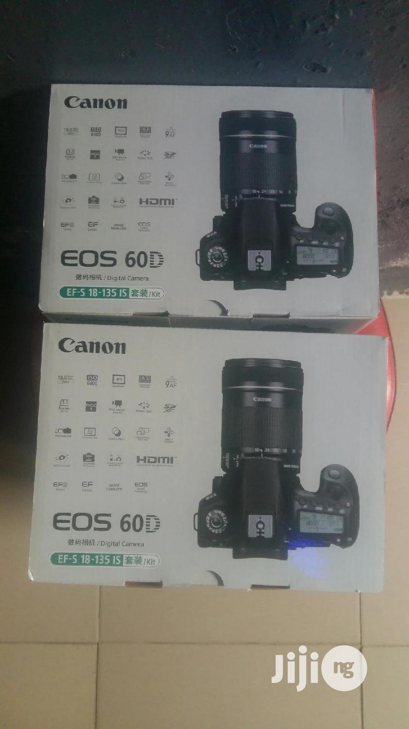 Archive: Canon 60d DSLR Camera