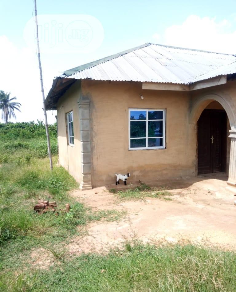 2 Bedroom Flat At Moniya On A Half Plot