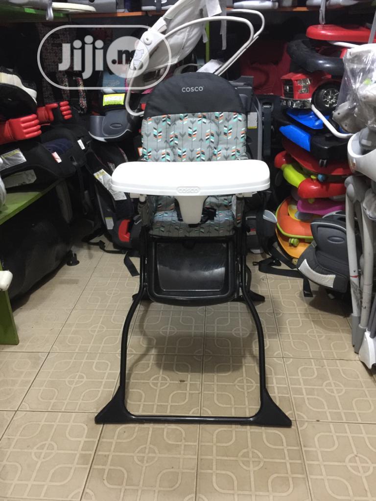 Tokunbo Uk Used High Feeding Chair