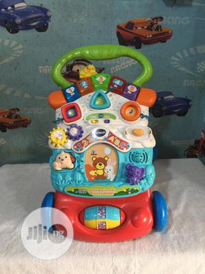 Tokunbo Uk Used Pushing Baby Walker | Children's Gear & Safety for sale in Lagos State, Ojodu