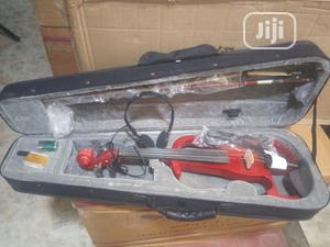 Tundra Electric Violin TEV-4/4   Musical Instruments & Gear for sale in Lagos State, Ojo