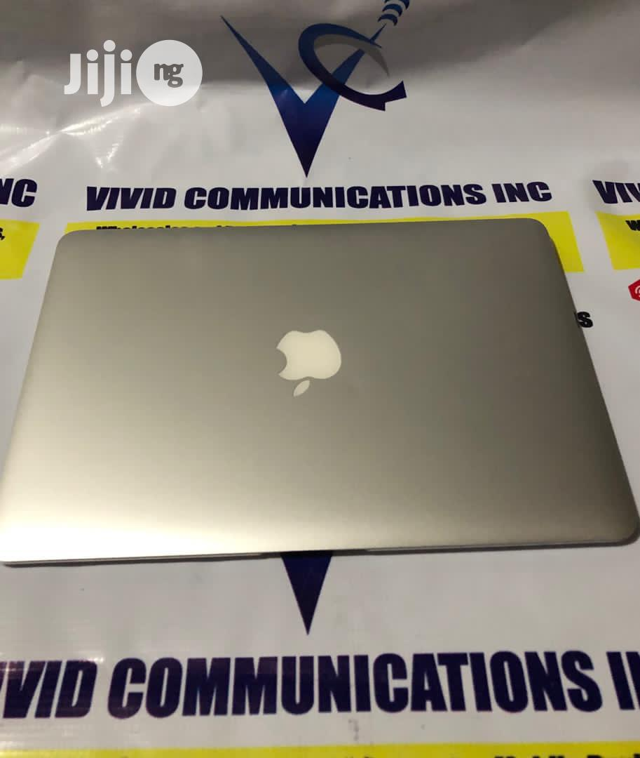 Laptop Apple MacBook Air 2015 4GB Intel Core I5 SSD 256GB   Laptops & Computers for sale in Akinyele, Oyo State, Nigeria