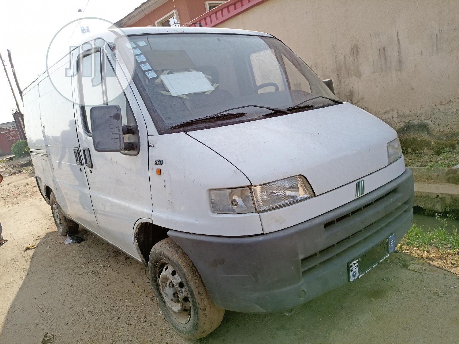 Super Clean Foreign Used Fiat Ducato Van 2003 White