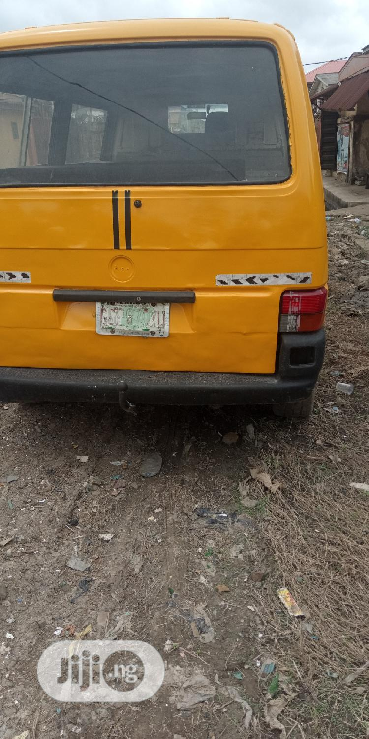 Fairly Used Volkswagen T4 2007 Yellow | Buses & Microbuses for sale in Isolo, Lagos State, Nigeria