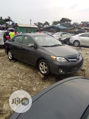 Toyota Corolla 2013 Gray | Cars for sale in Lagos State, Apapa