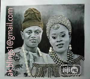 Portrait Drawing | Arts & Crafts for sale in Akwa Ibom State, Uyo