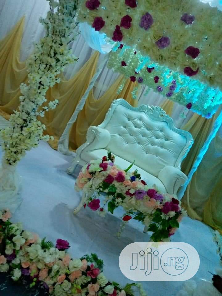 Interior Wedding Decorations