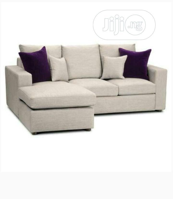Archive: PAWA FURNITURE 5 Seater L Shape Fabric Sofa