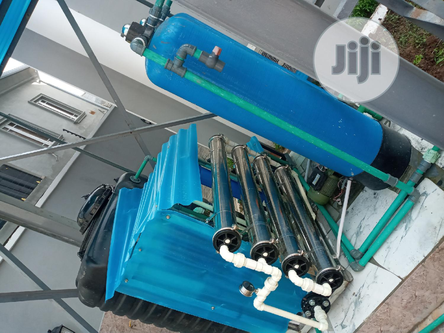 1000 Litres Per Hour Osmosis Machines Water Treatment Machi | Manufacturing Equipment for sale in Orile, Lagos State, Nigeria