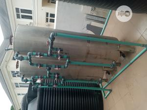 Water Treatment Plant Stainless Tank 40inches | Manufacturing Equipment for sale in Lagos State, Orile