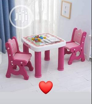 Reading Table And Chair For Kids   Children's Furniture for sale in Lagos State, Lagos Island (Eko)