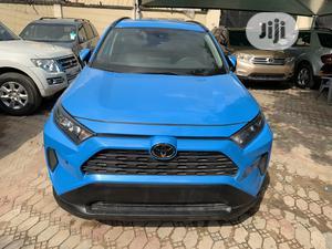 Toyota RAV4 2019 LE AWD Blue | Cars for sale in Lagos State, Amuwo-Odofin