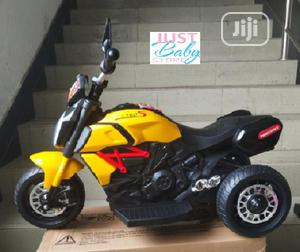 Children Battery Powered Ride on Trike/ Power Bike   Toys for sale in Lagos State, Ajah