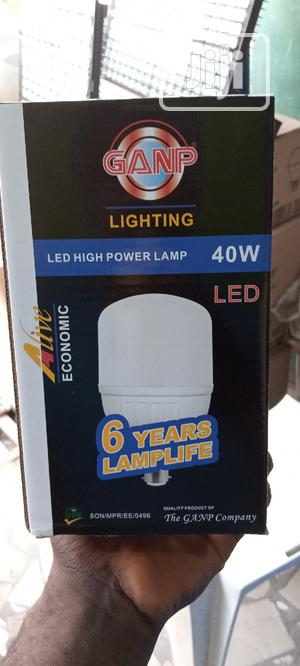 Ganp Alive LED High Power Lamp 40W | Accessories & Supplies for Electronics for sale in Lagos State, Lekki