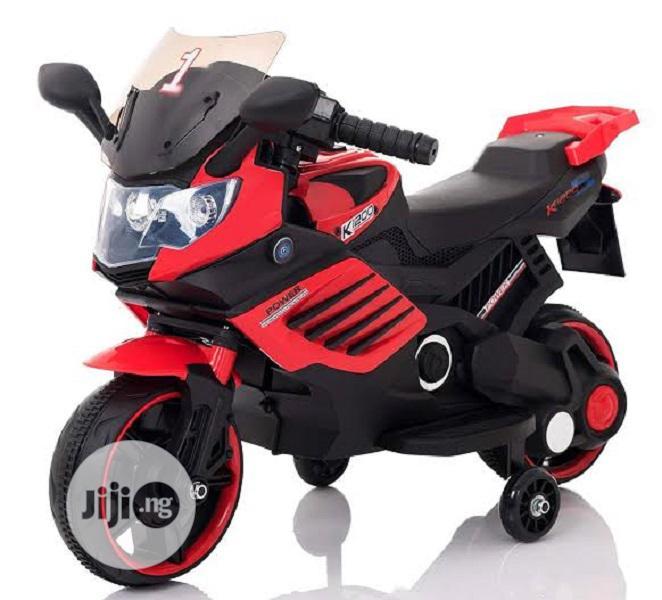 Archive: Children Battery Powered Ride on Trike/ Power Bike