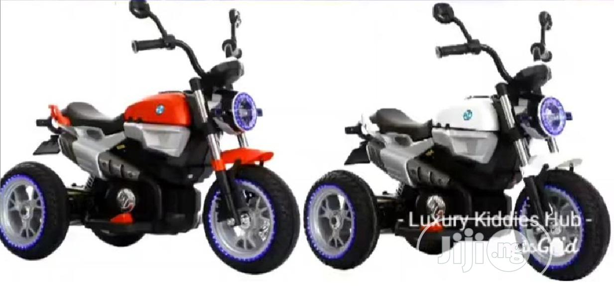 Archive: Children Battery Powered Ride on Trike/ Power Bike