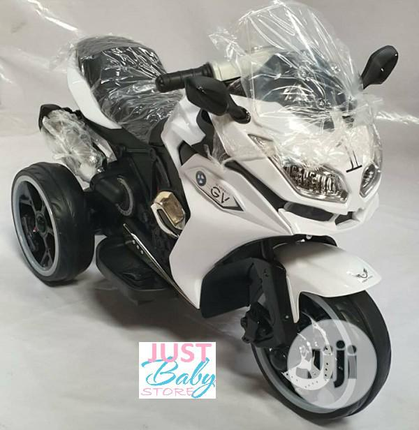 Archive: GV Children Battery Powered Ride on Trike/ Power Bike