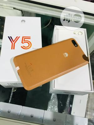 New Huawei Y5 16 GB Yellow | Mobile Phones for sale in Lagos State, Ikeja