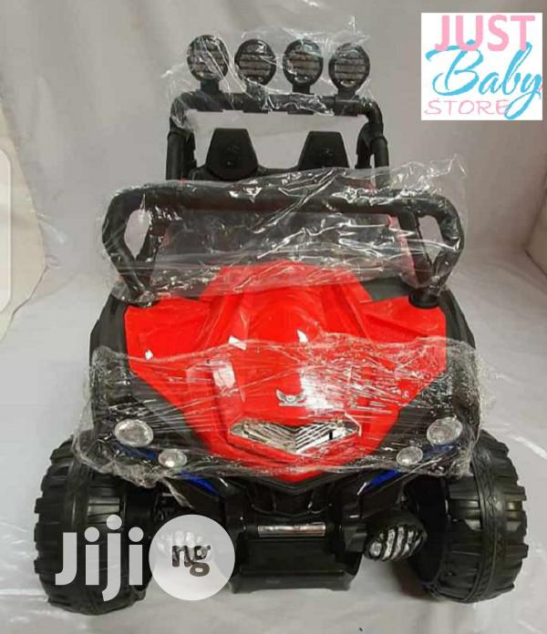 Archive: Kids Jeep Electric Ride on Car Battery