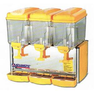 Industrial Juice Dispenser 3 Bowl Rotating Type   Restaurant & Catering Equipment for sale in Lagos State, Ikeja