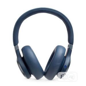 JBL Live 650btnc Wireless Over-ear Headphones - Blue   Headphones for sale in Lagos State, Ikeja