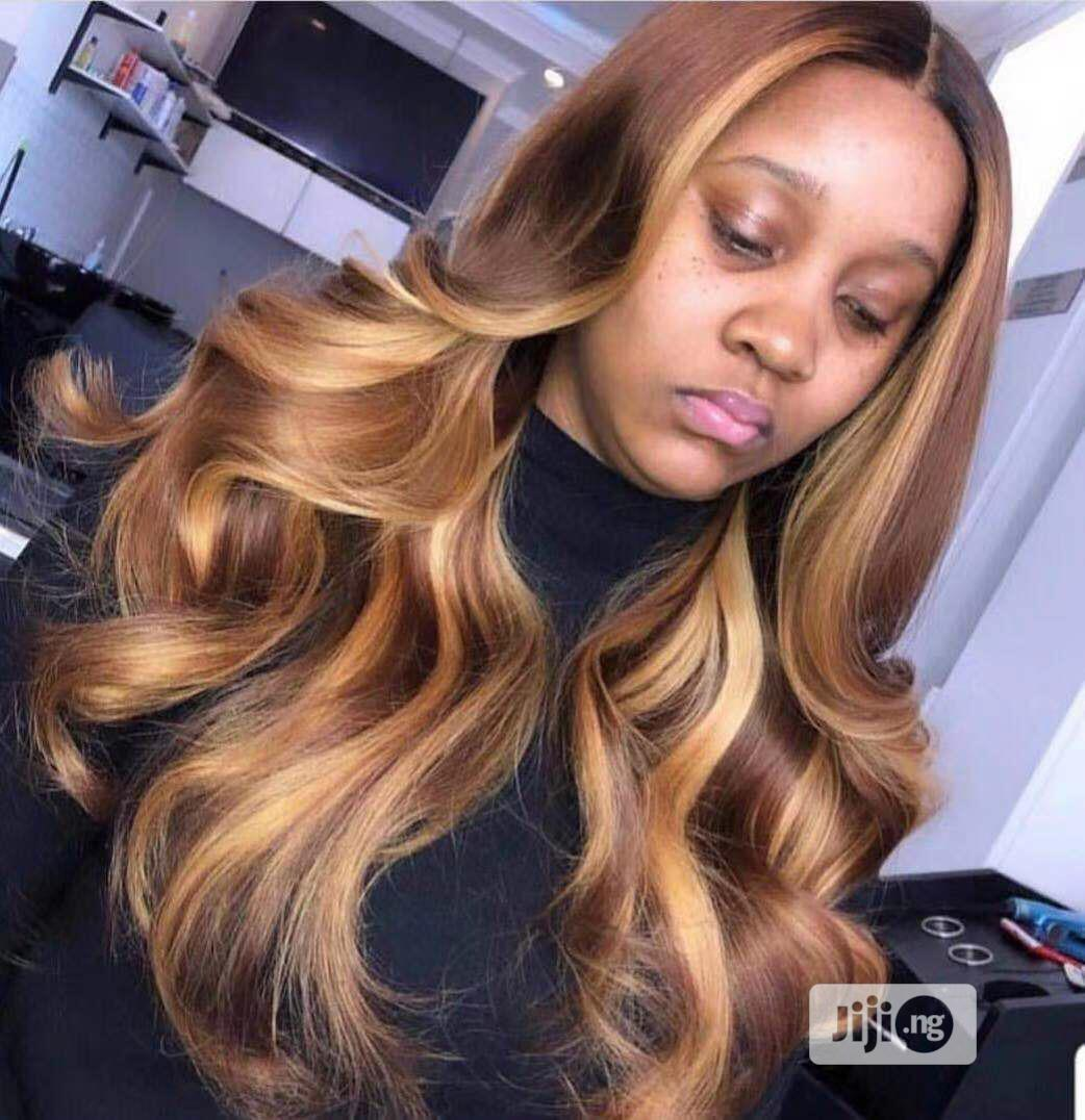 Archive: 100% Authentic Human Hair