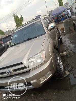 Toyota 4-Runner 2005 Limited V6 4x4 Gold   Cars for sale in Lagos State, Amuwo-Odofin